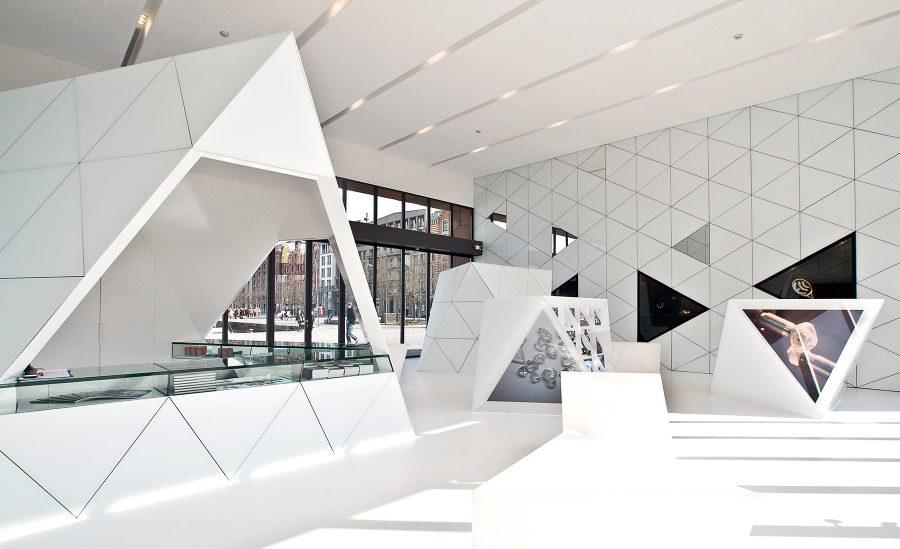 MAS Antwerp Diamond Paviljoen