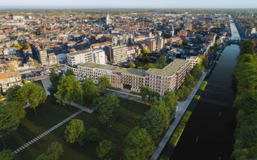'Komet site' Mechelen