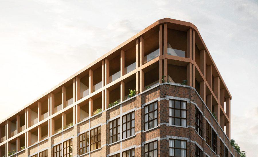 Residentie Albertbuilding