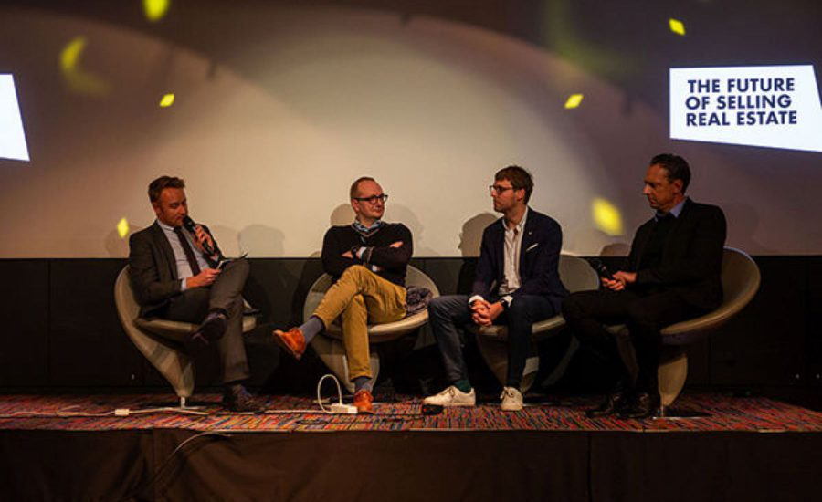 'Luc Binst' @ Event: The Future of Selling Real Esate