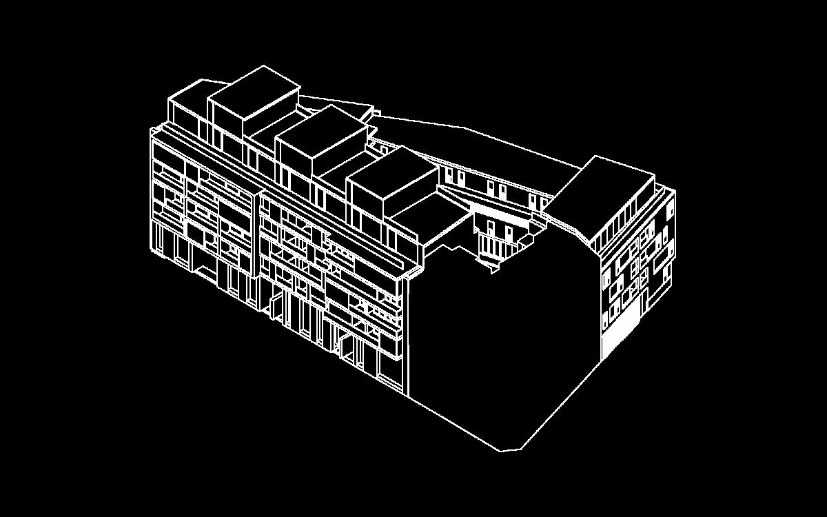 Appartementen Jordaenskaai