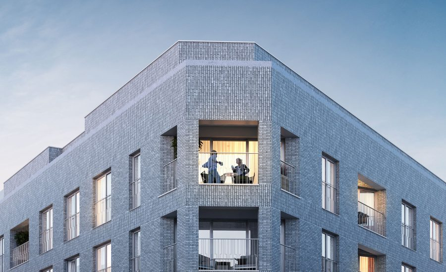 'Residentie Lange Elzenstraat' in GVA