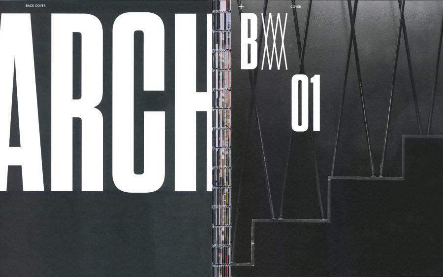 """""""B 01"""" magazine"""