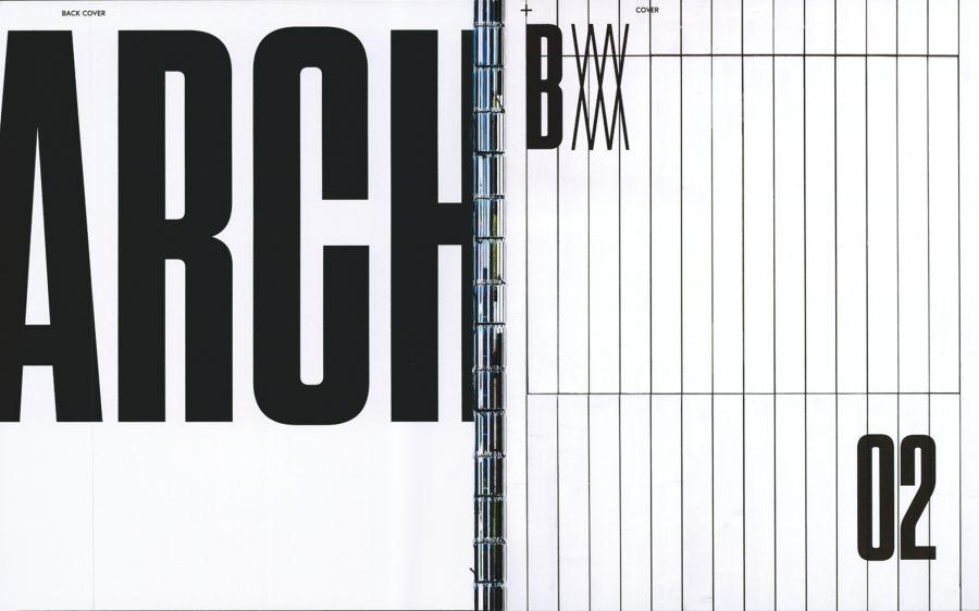 """""""B 02"""" magazine"""