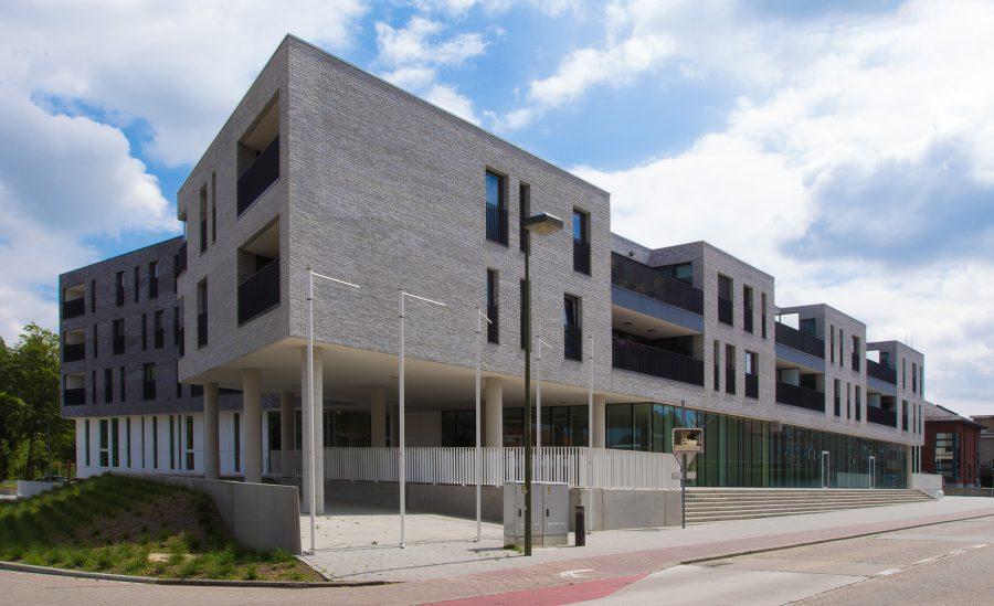 Administrative centre Aen den Hoorn