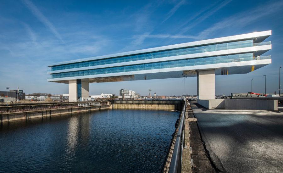 """HQ Cordeel"" on Architectura"