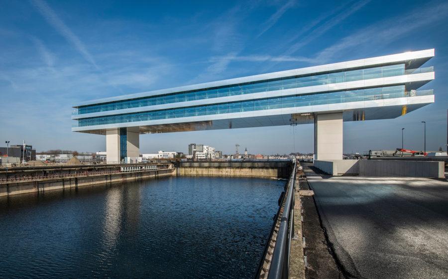 'HQ Cordeel' op Architectura