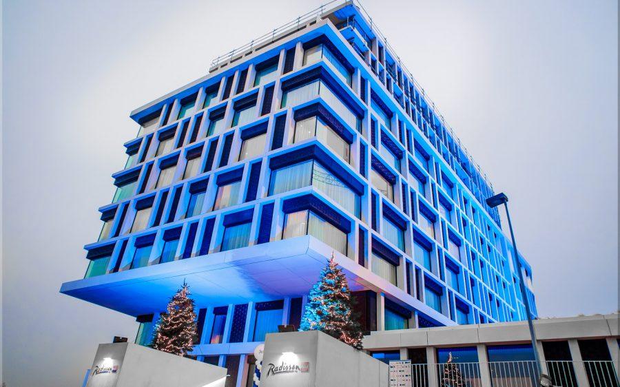 'Hotel Radisson Blu' Bruges
