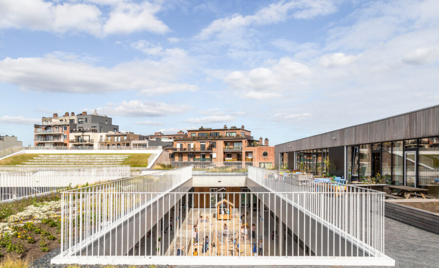 Park School on 'Archdaily'