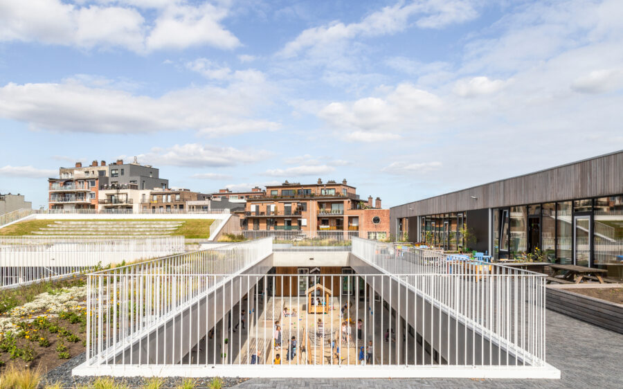 Park School on 'Archdaily'