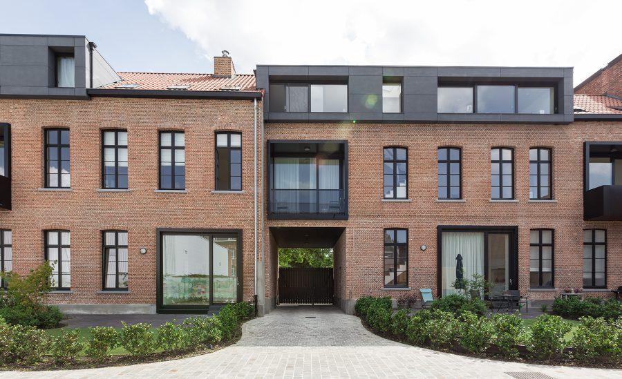 Redevelopment Burchtstraat