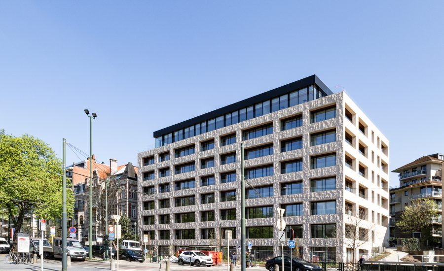 Passive offices in Etterbeek