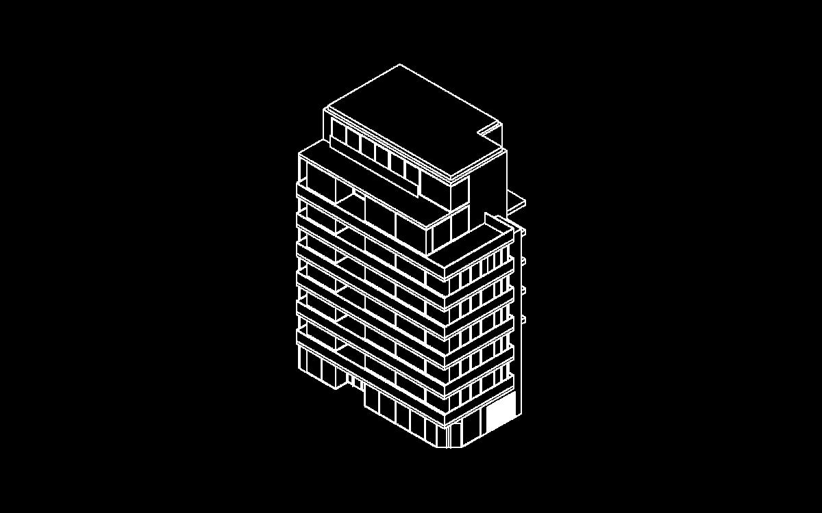 Appartementen Cockerillkaai
