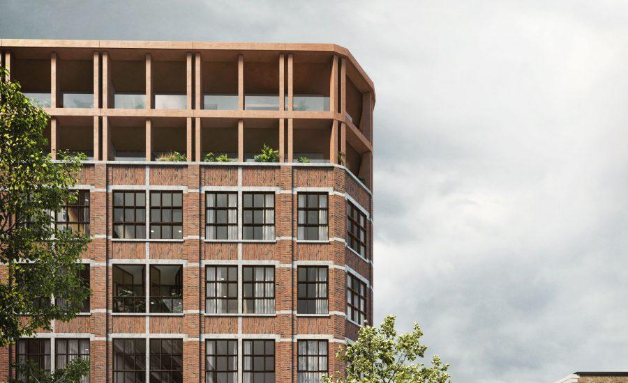 'Residentie Albertbuilding' Berchem