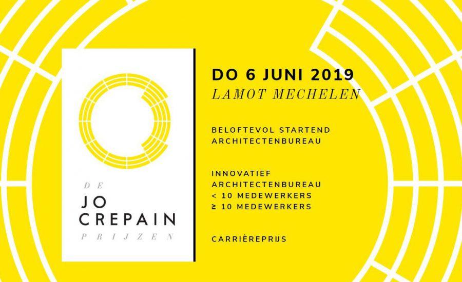 Jo Crepain Awards 2019