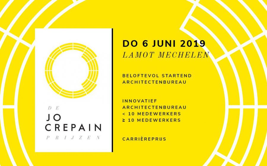 Jo Crepain Awards 2019