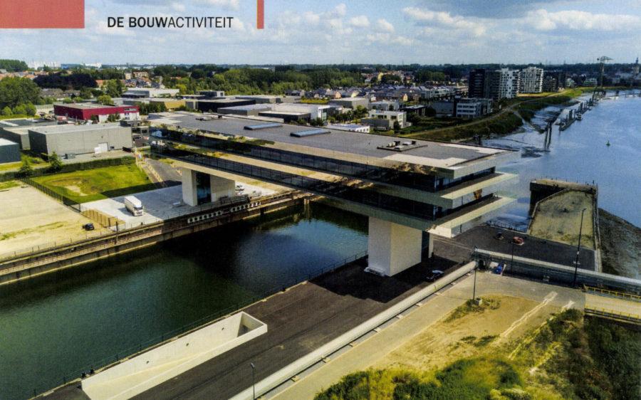 'HQ Cordeel' in Bouwkroniek NL/FR