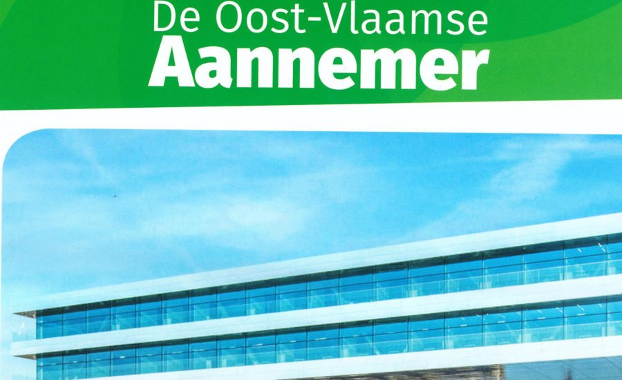 'HQ Cordeel' in De Oost-Vlaamse Aannemer