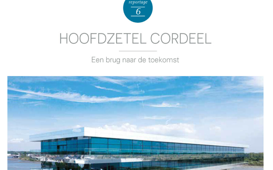 HQ Cordeel in 'Limburg bouwt' (60e uitgave)