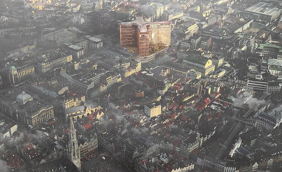Cityzen (Muntcentrum)