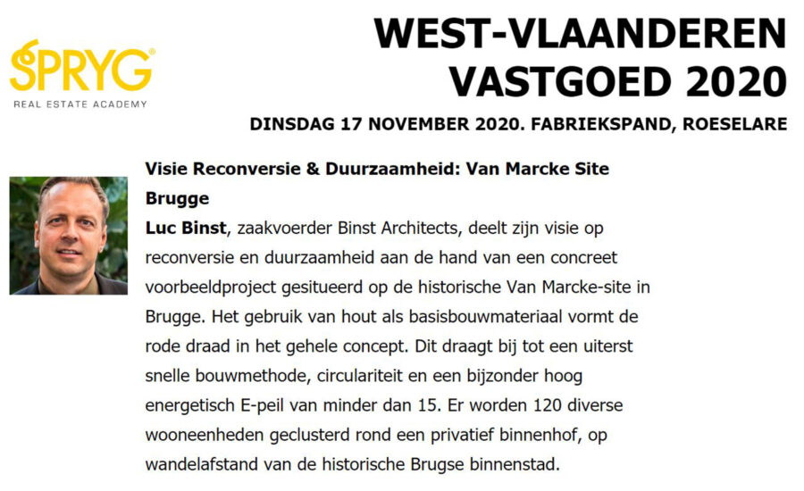 Luc Binst gastspreker 17.11.20 = UITSTEL EVENT 2021