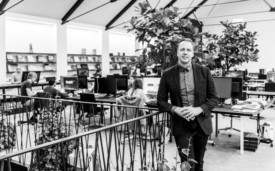 BINST ARCHITECTS-Partner Madaster Max België